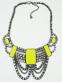 Bib necklace $350