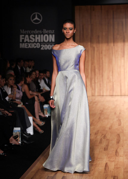 Mexico Fashion Week: David Salomon Fall 2009