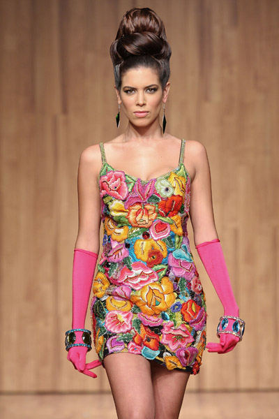 Mexico Fashion Week: Armando Mafud Fall 2009
