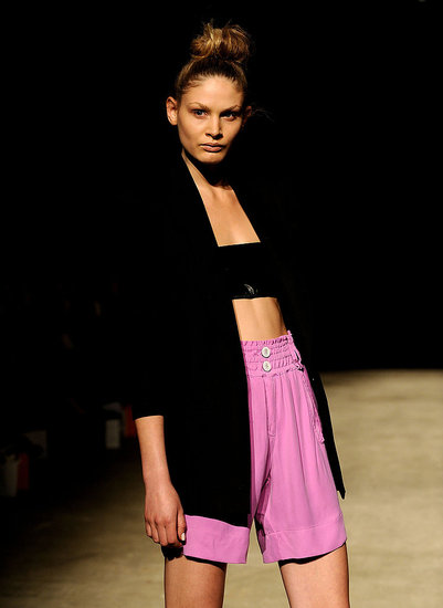 Rosemount Australia Fashion Week: Manning Cartell Spring 2010