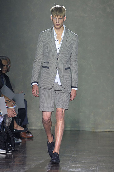 Milan: John Varvatos Men&#039;s Spring 2010