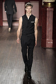 Paris: Lanvin Men's Spring 2010