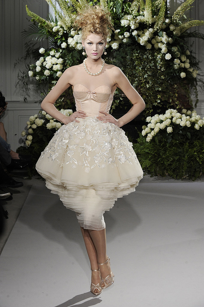 Christian Dior Fall 2009 Haute Couture