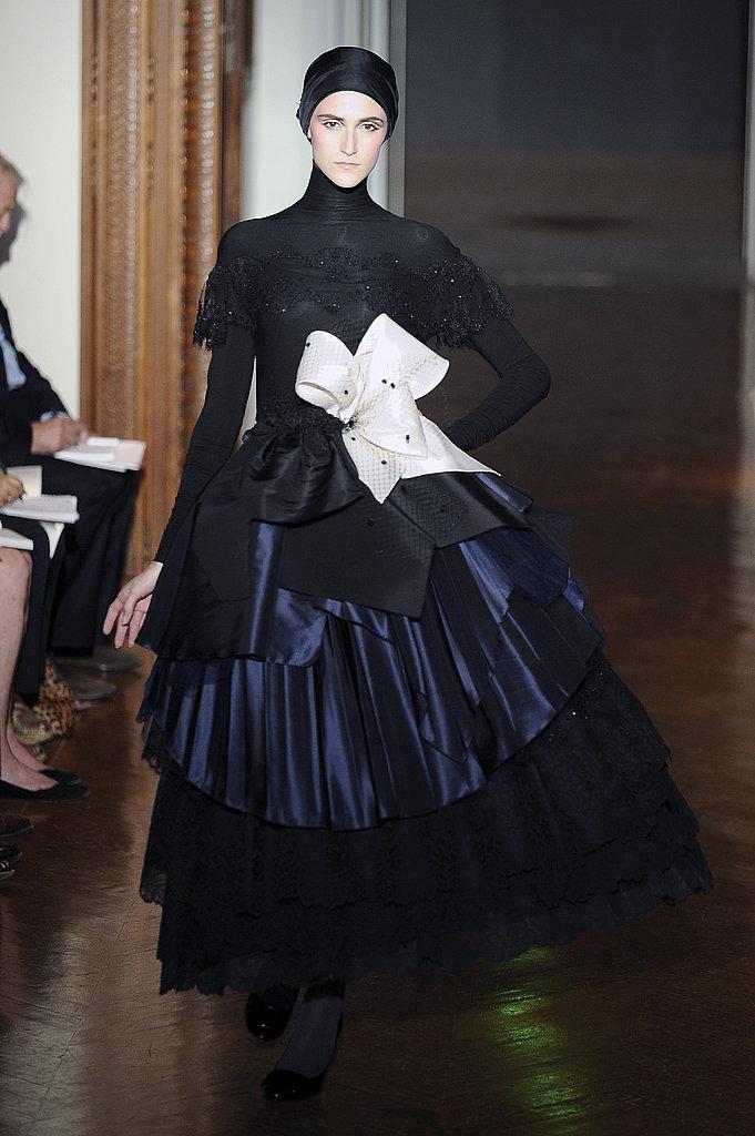 christian lacroix fall 2009 haute couture popsugar fashion. Black Bedroom Furniture Sets. Home Design Ideas