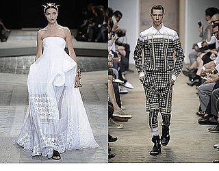 Riccardo Tisci Morocco-Inspired for Men's and Couture