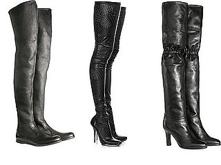 Shopping: Over the Knee Boots
