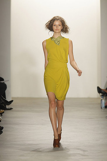 New York Fashion Week: Costello Tagliapietra Spring 2010