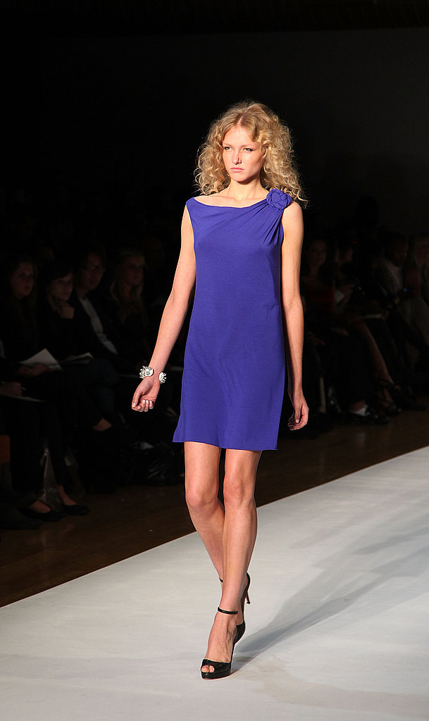 New York Fashion Week: Luca Luca Spring 2010