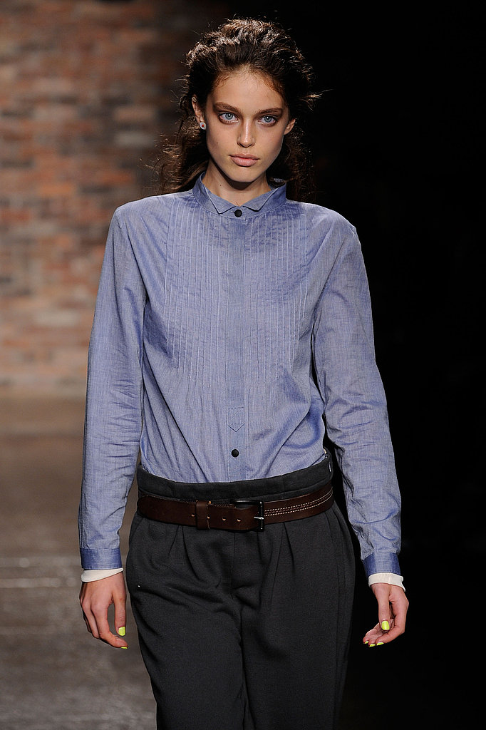 New York Fashion Week: Rag & Bone Spring 2010