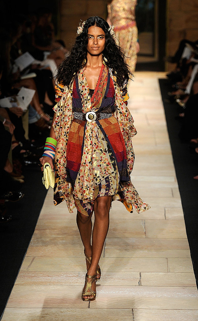 New York Fashion Week: Diane Von Furstenberg Spring 2010