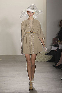 New York Fashion Week: Erin Fetherston Spring 2010