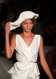 New York Fashion Week: Donna Karan Spring 2010
