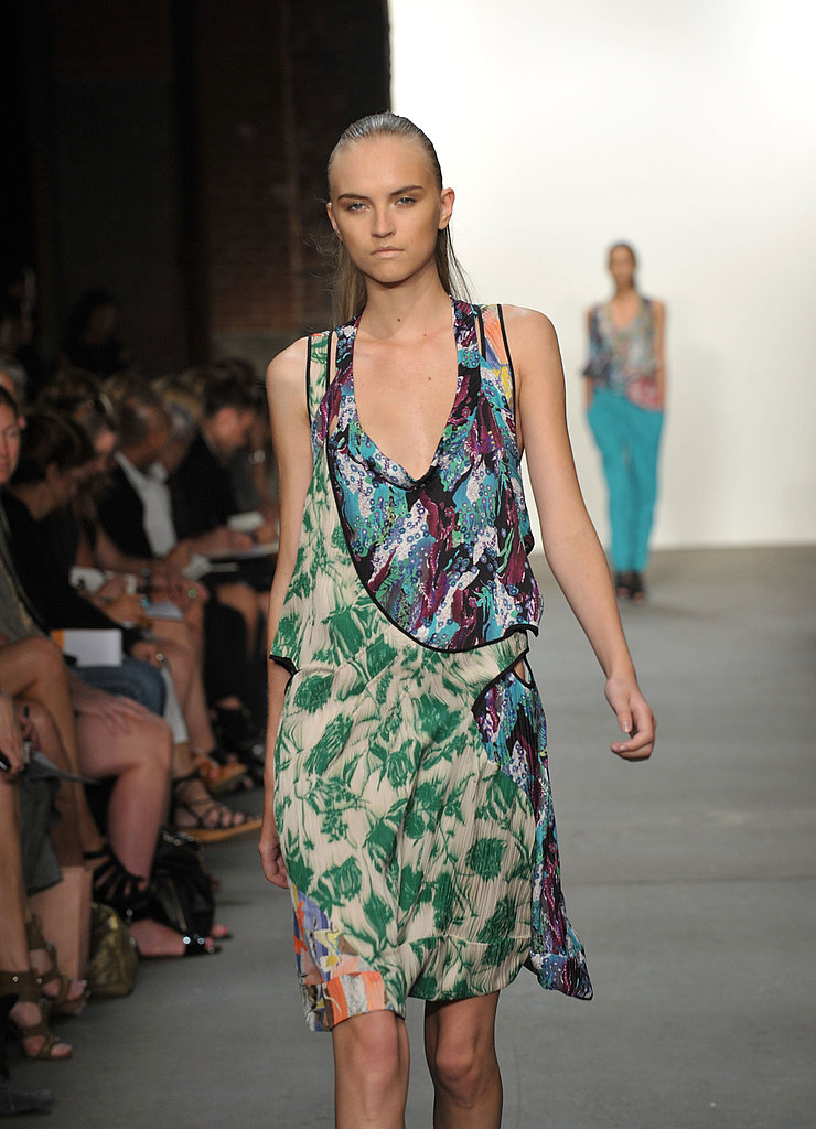 New York Fashion Week: Thakoon Spring 2010