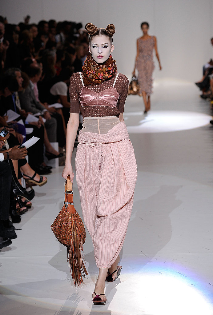 New York Fashion Week: Marc Jacobs Spring 2010