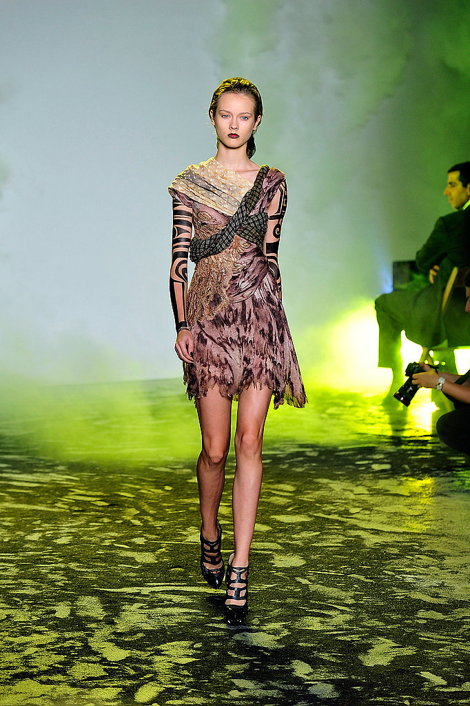 New York Fashion Week: Rodarte Spring 2010