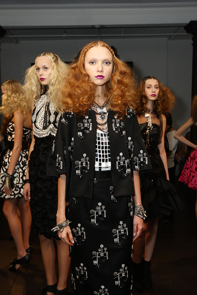 New York Fashion Week: Naeem Khan Spring 2010