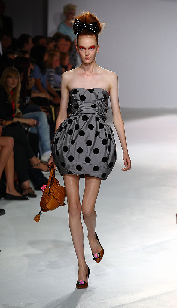 London Fashion Week: Luella Spring 2010