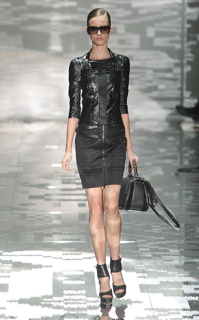 Milan Fashion Week: Gucci Spring 2010