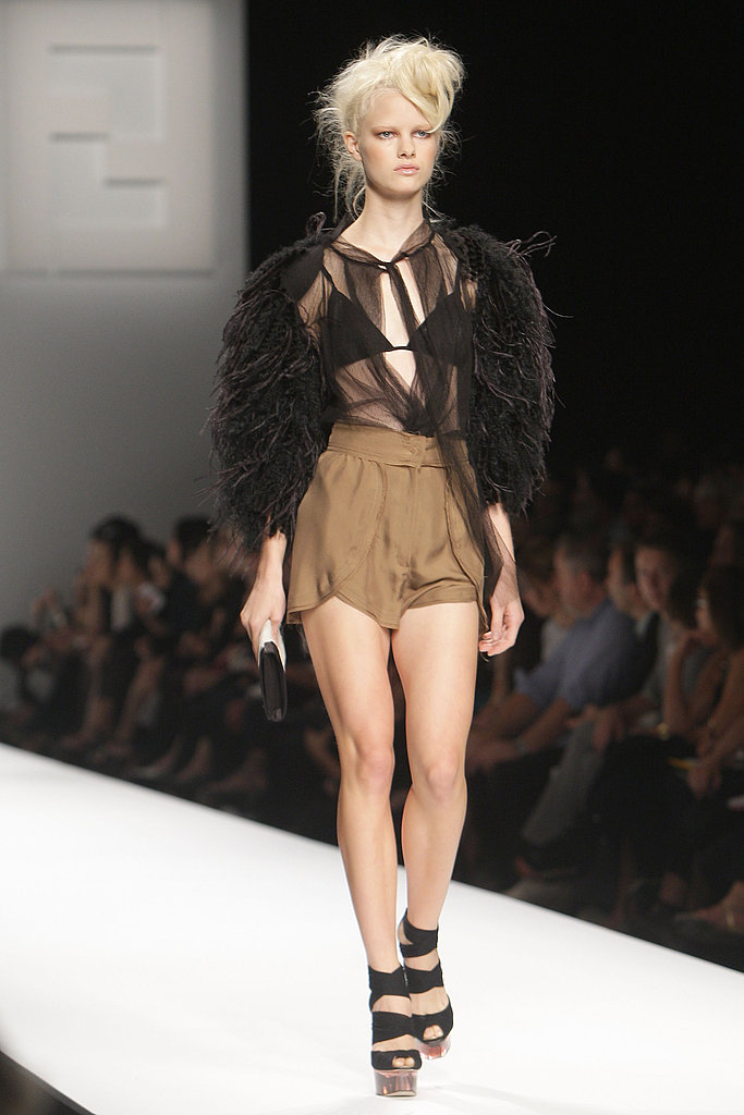 Milan Fashion Week: Fendi Spring 2010