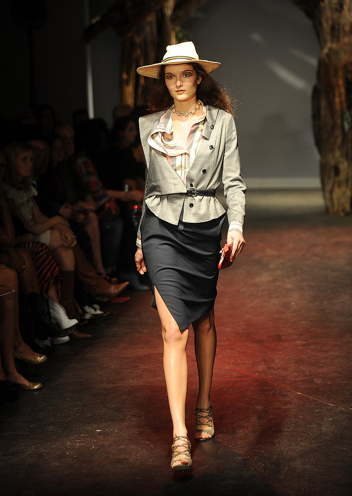 London Fashion Week: Vivienne Westwood Red Label Spring 2010