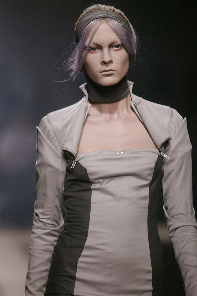 Paris Fashion Week: Gareth Pugh Spring 2010