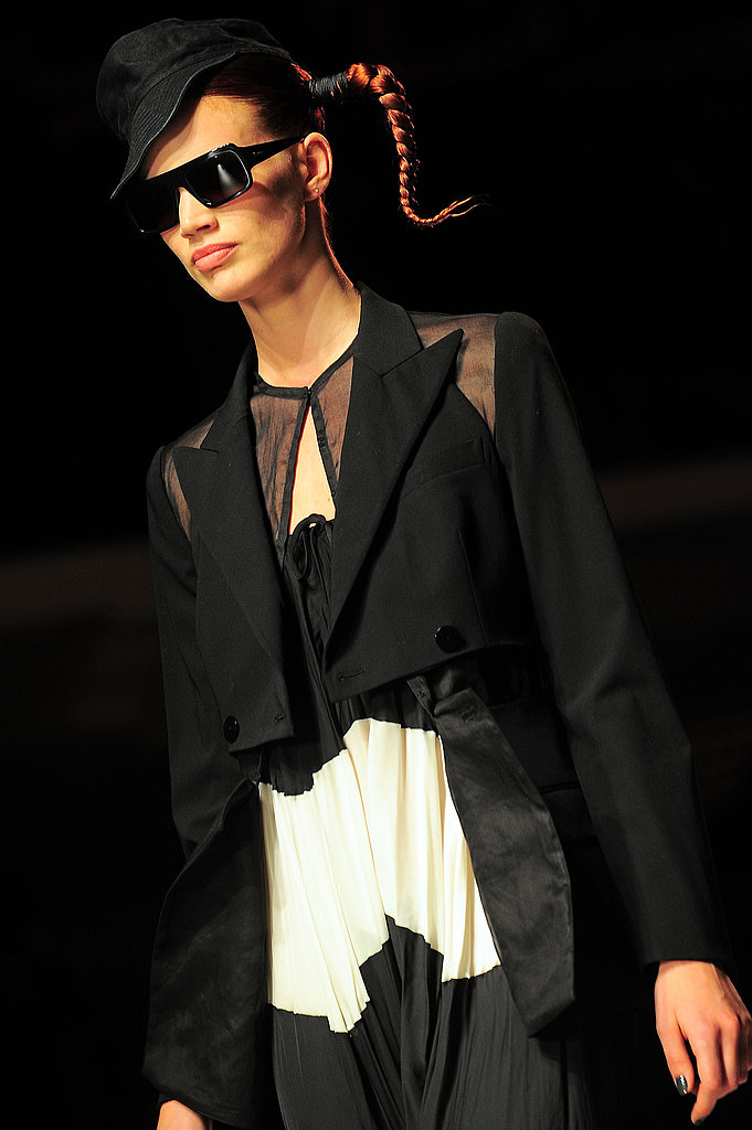 Paris Fashion Week: Jean Paul Gaultier Spring 2010