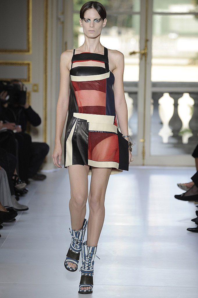 Paris Fashion Week: Balenciaga Spring 2010