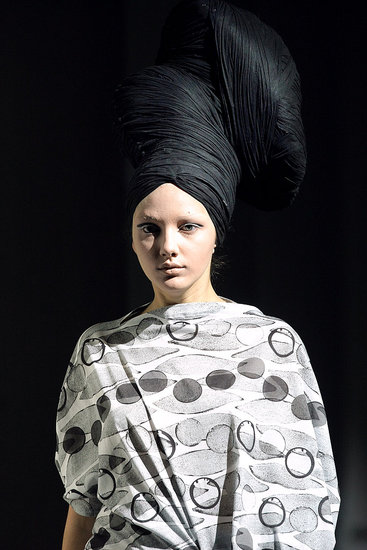 Paris Fashion Week: Junya Watanabe Spring 2010