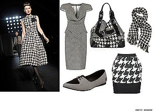 Shopping: Fall's New Houndstooth