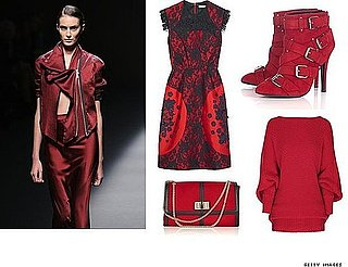 Shopping: Shades of Red