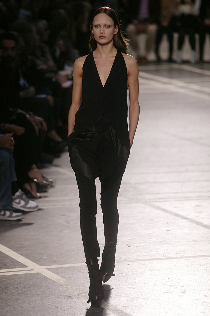Paris Fashion Week: Givenchy Spring 2010