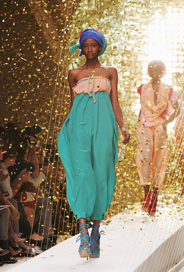 Paris Fashion Week: Kenzo Spring 2010