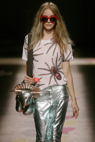 Paris Fashion Week: Giles Spring 2010