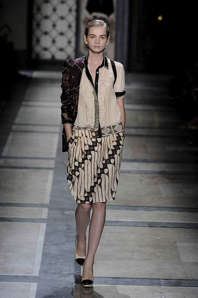 Paris Fashion Week: Dries Van Noten Spring 2010