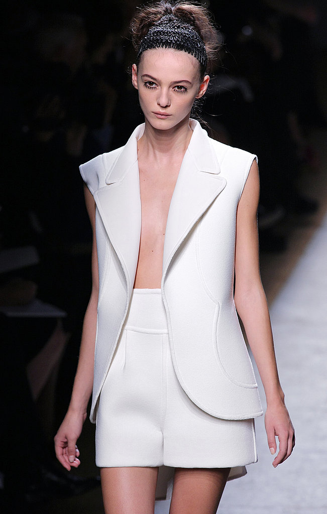 Paris Fashion Week: Yves Saint Laurent Spring 2010
