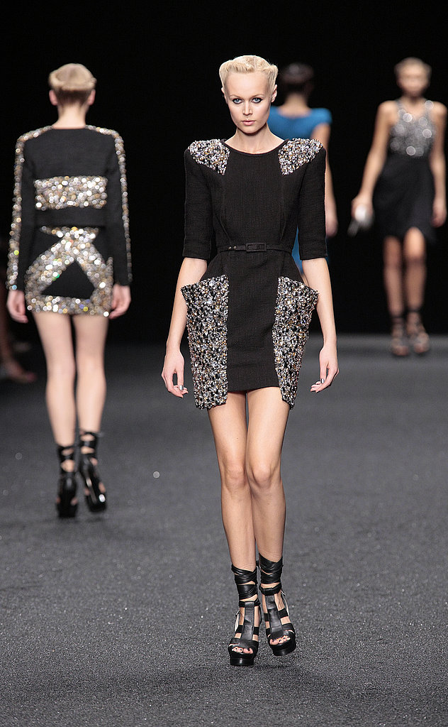 Paris Fashion Week: Elie Saab Spring 2010