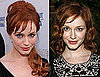 Which Hairstyle Suits Christina Hendricks Better?
