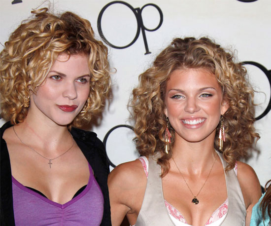 Angel and AnnaLynne McCord