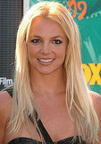 Britney Spears at the Teen Choice Awards