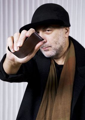 Artist Ron Arad Designs for Kenzo