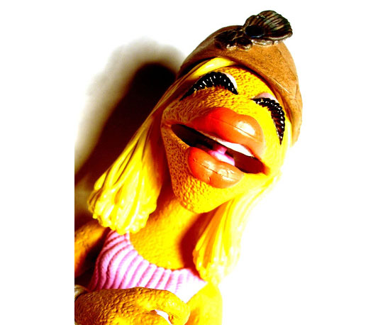 Janice From The Muppets