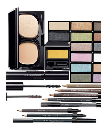 Shiseido Fall 2009 Mosaic Collection