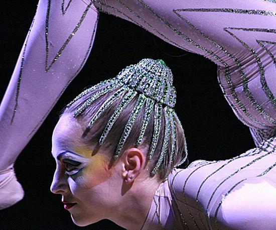 Cirque Du Soleil Turns 25