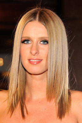 Nicky Hilton at the 2009 MTV VMAs