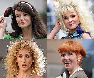 What Did The Satc Ladies Really Look Like