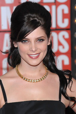 Ashley Greene at the 2009 MTV VMAs