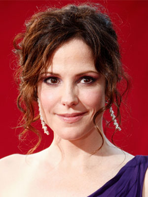 Photo of Mary-Louise Parker at 2009 Primetime Emmy Awards 2009-09-20 19:12:33