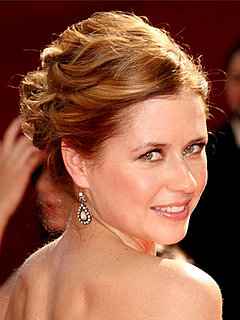 Photo of Jenna Fischer at 2009 Primetime Emmy Awards
