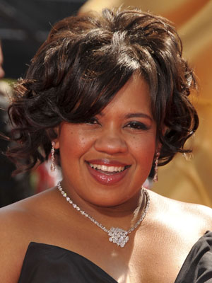 Photo of Chandra Wilson at 2009 Primetime Emmy Awards