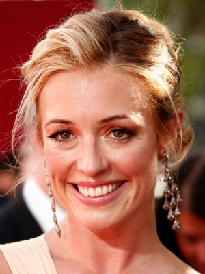 Photo of Cat Deeley at the 2009 Primetime Emmy Awards